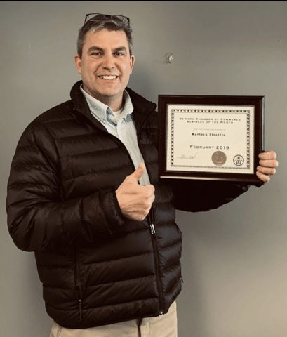 Chamber of Commerce Business of the Month