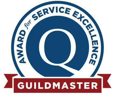 GuildQuality Master 2018 Award