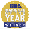 HBA Remodeler of the year, Multiple Year Winner!