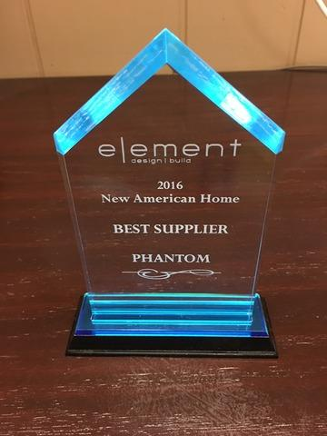 Element Design Awarded