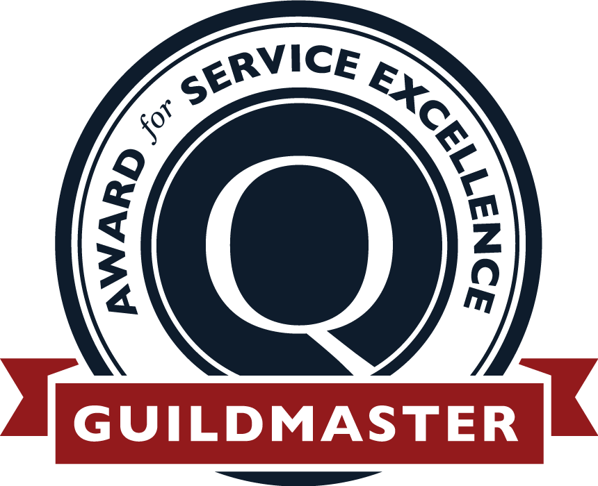 GuildQuality GuildMaster Award for Service Excellence 2016