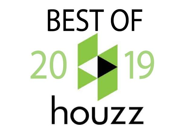 3 Years in a Row! Best of Houzz Award!