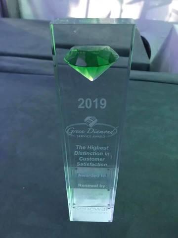 Green Diamond Award