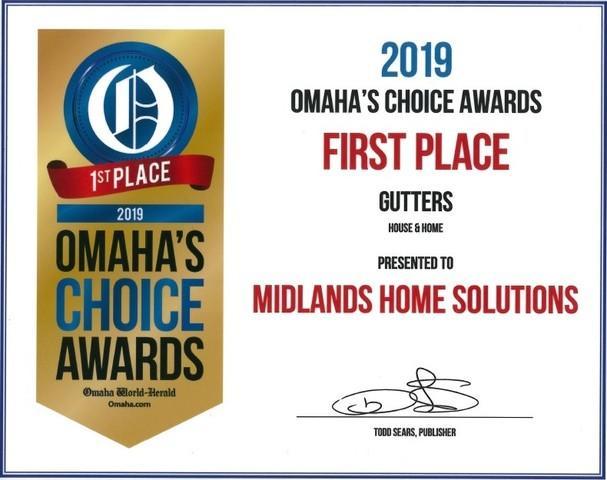 2019 Omaha Choice Awards