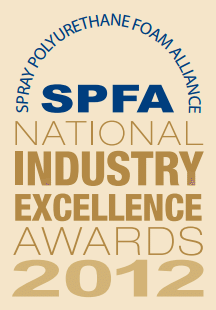 SPFA National Industry Excellence Award 2012