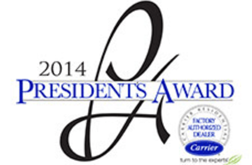 Carrier® President's Award