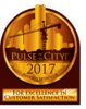 Pulse of the City - Award for Excellence in Customer Service
