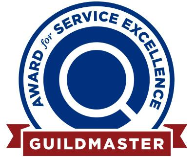 2021 Guildmaster with Highest Distinction Award from GuildQuality