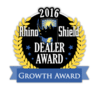 2016 Rhino Shield Growth Award