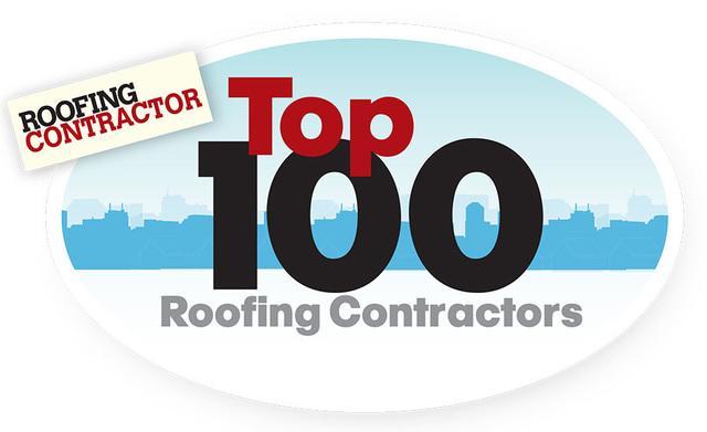 Roofing Contractor Top 100 - 2017