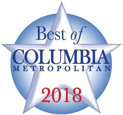 Columbia Metropolitan Magazine Best Roofers - 2018