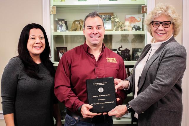 Superior Customer Service Award