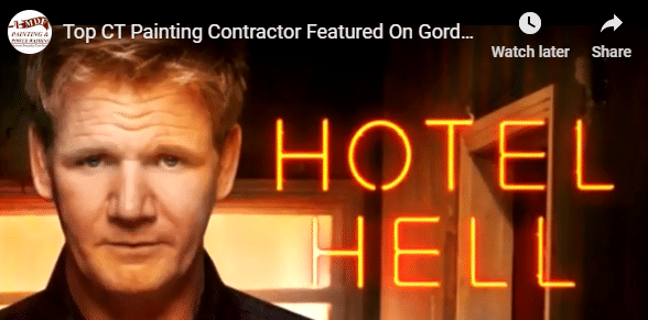 MDF Painting & Power Washing was featured on Gordon Ramsay's