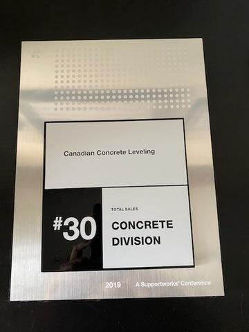 30th - Concrete Division - 2019
