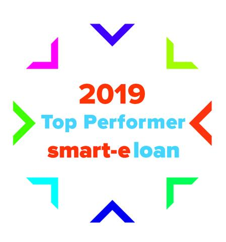 2019 SMART E Top Performer Badge