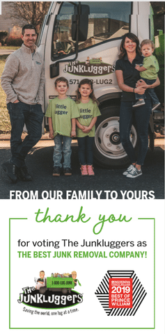 2019 InsideNova Best of Prince William for Junk Removal!