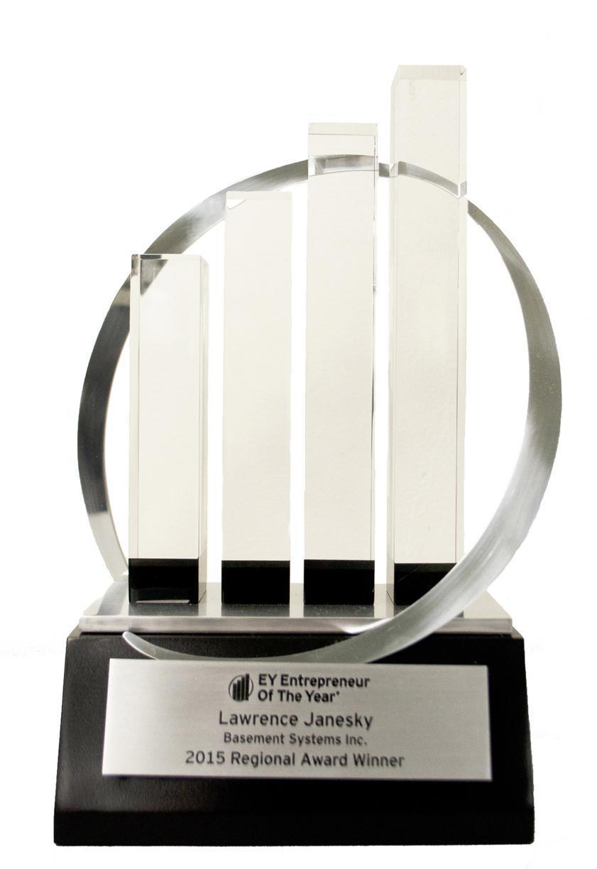 Larry Janesky Named Entrepreneur of the Year