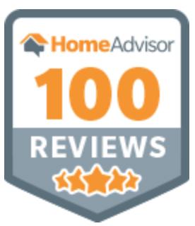 Home Advisor 100 Homeowner Reviews