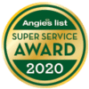 Angie's List Super Service Award 2020