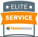 HomeAdvisor Professional of Elite Service