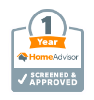 One Year With HomeAdvisor