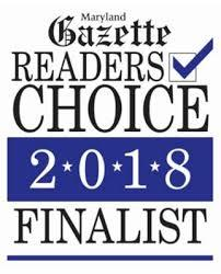 Maryland Gazette's Reader's Choice Home Remodeler of the Year Finalist