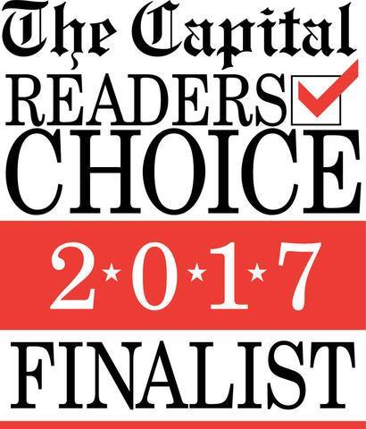 Capital Gazette Readers' Choice Awards Home Improvement Contractor Finalist