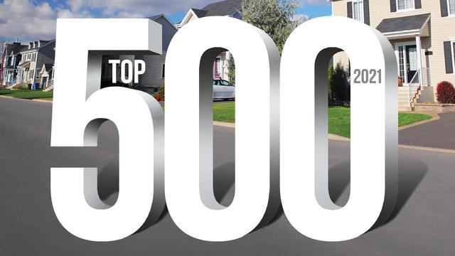 Qualified Remodeler Top 500 List