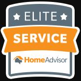 HomeAdvisor Elite Service Award