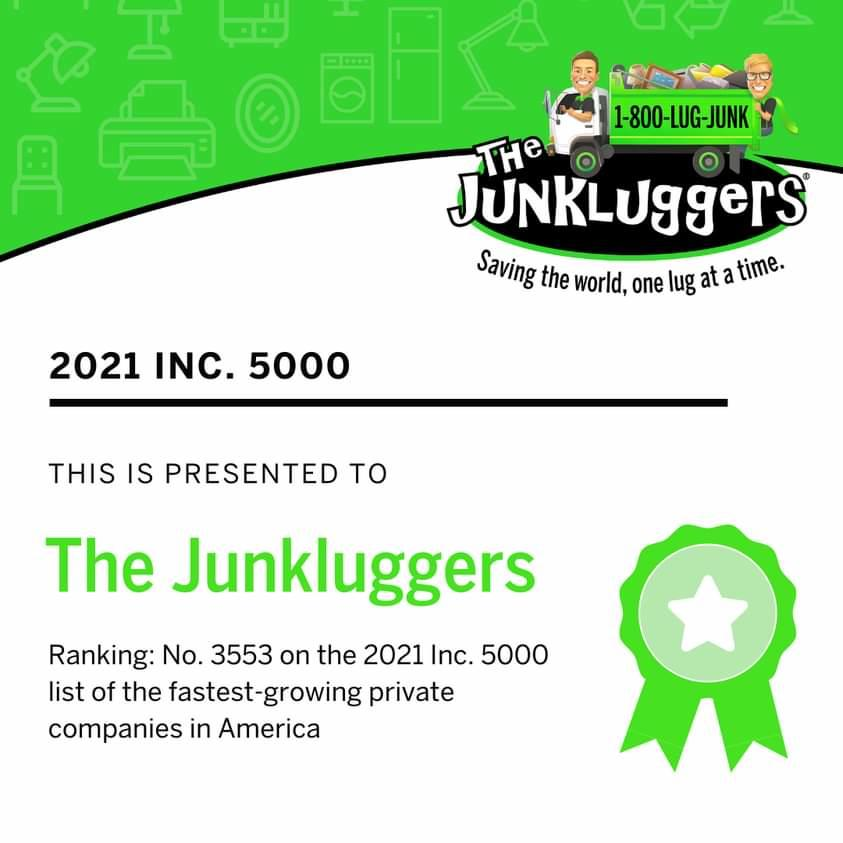 Inc. 5000 Fastest-Growing Private Companies in America