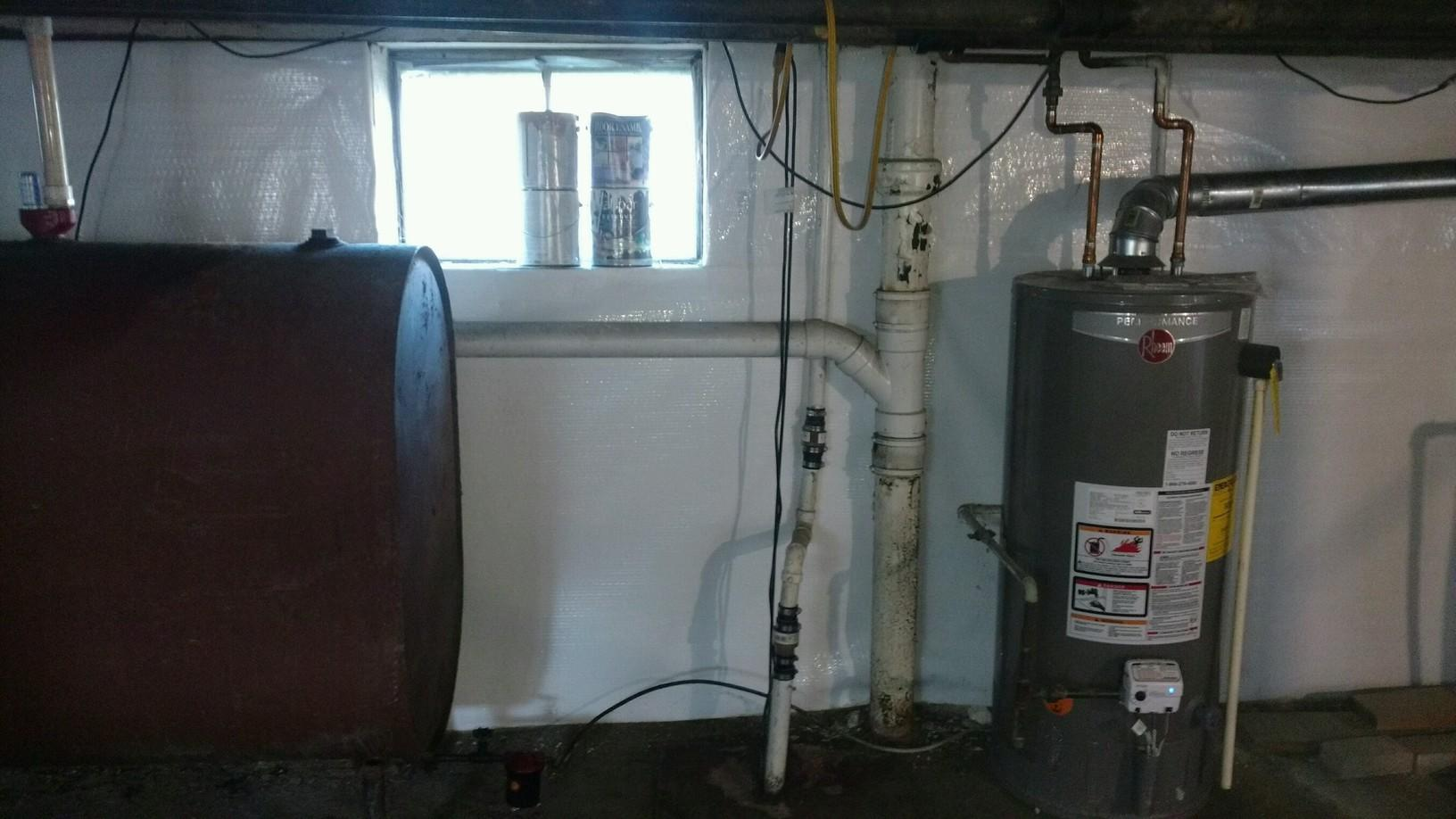 Clean, Dry, and Stabalized Basement in Albany, NY - After Photo