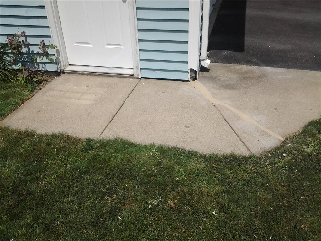 PolyLevel Walkway Repair in Troy, NY - After Photo