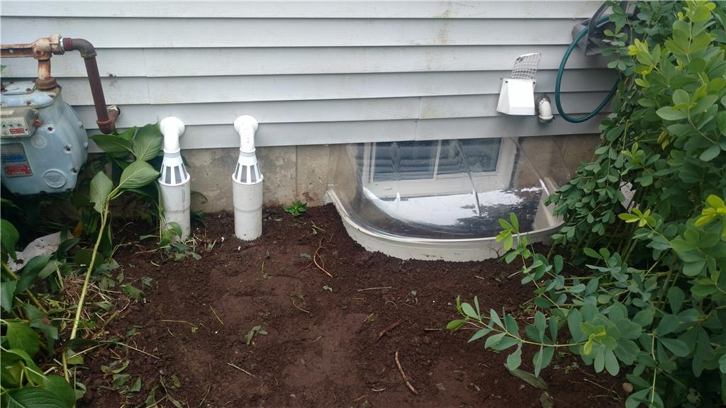 SunHouse Window Well and EverLast Window Replacement in Ballston Spa, NY - After Photo