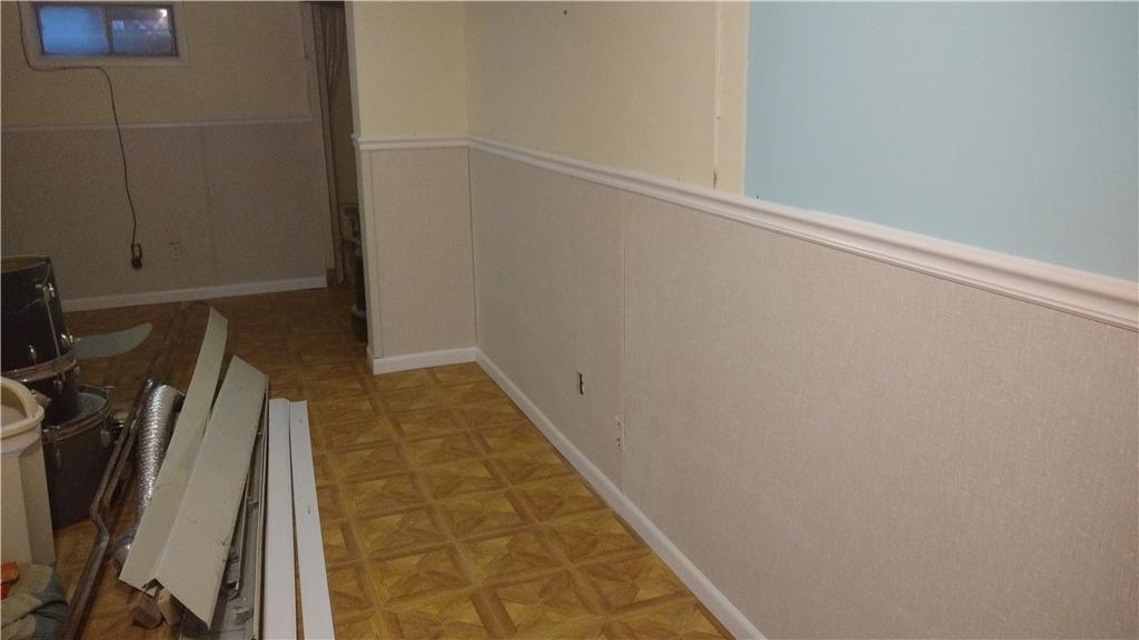 Repairing Basement Walls in Greenville, NY - After Photo