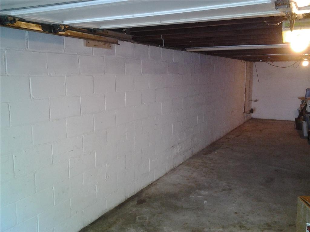 CarbonArmor Installation in Latham, NY - Before Photo