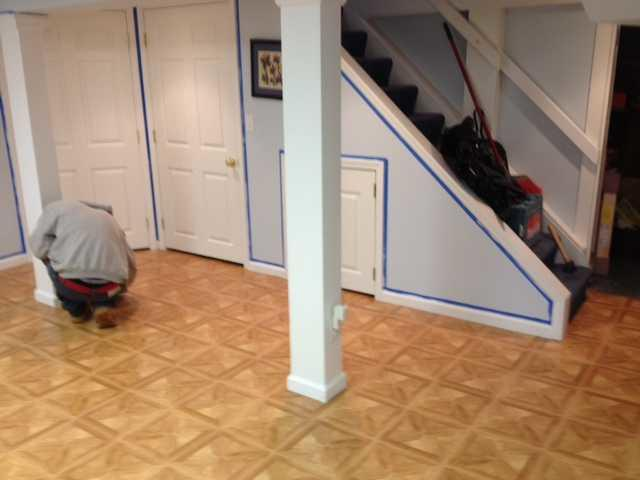 Thermal Dry Flooring in Schenectady, NY - After Photo