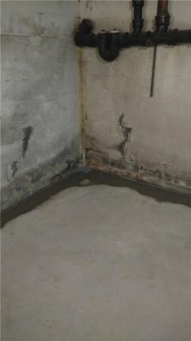 Waterproofing in Delmar, NY - After Photo