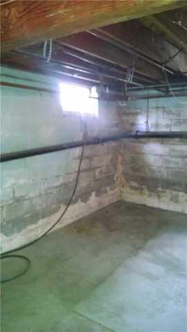 Basement Wall installation in Cohoes, NY