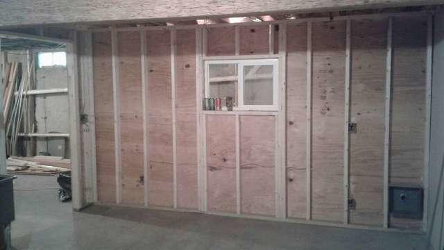 Basement Wall Installation in Porters Corners, NY