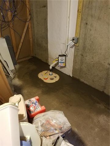 Wet Basement in Albany, NY