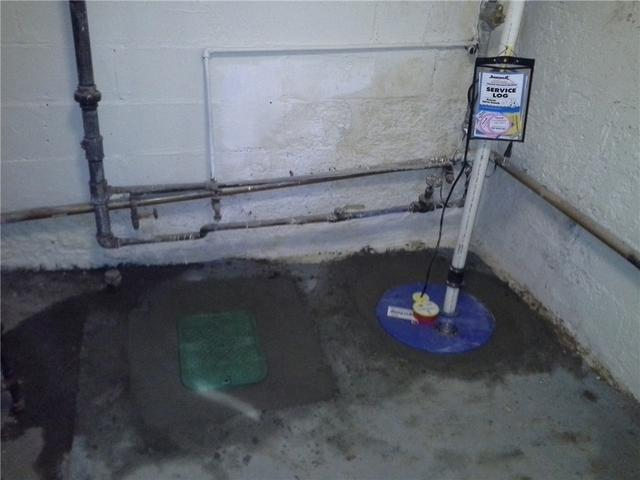 SuperSump Installation in Schenectady, NY - After Photo