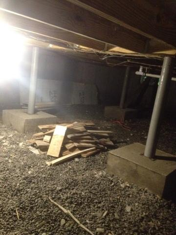 Crawlspace Encapsulation in Summit, NY