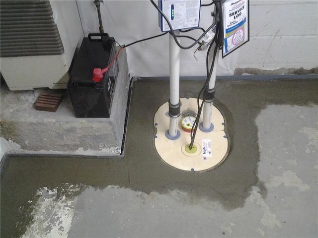 TripleSafe Sump Pump Solution in Caroga Lake, NY