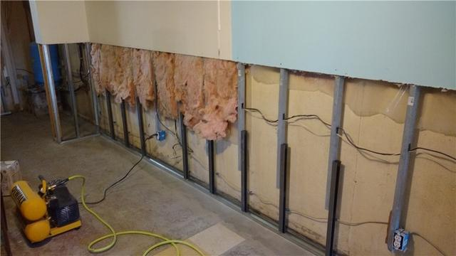 Repairing Basement Walls in Greenville, NY