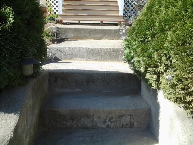 Lifting and Leveling a Walkway in Philmont, NY