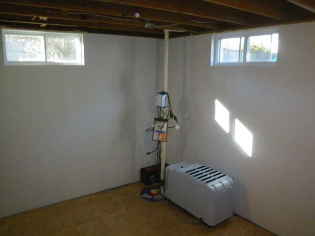Waterproofing a Basement in Clifton Park, NY
