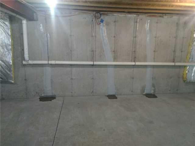 FlexiSpan Wall Crack Repair in Mechanicville, NY - After Photo