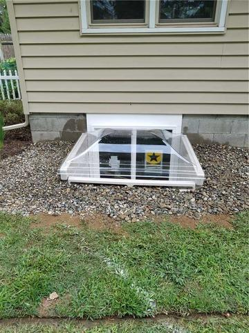 Scapewel Basement Window Installation in Albany, New York