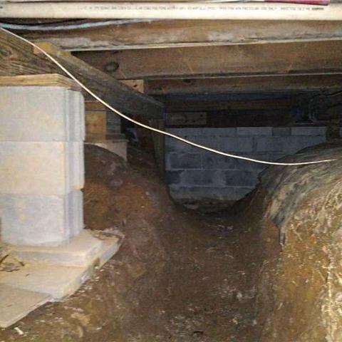 Crawl Space Encapsulation in Hagaman, NY