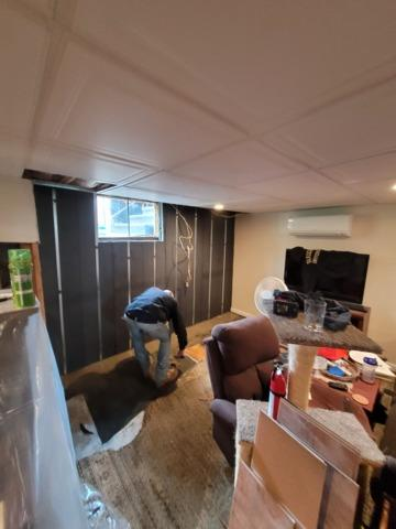 Basement to Beautiful Transformation in Valatie, NY